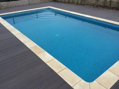 piscina obra